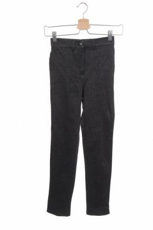 Дамски панталон Mango, Размер XS, Цвят Сив, 76% вискоза, 21% полиамид, 3% еластан, Цена 44,25лв.