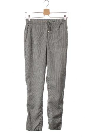Дамски панталон Massimo Dutti, Размер XS, Цвят Бял, Вълна, Цена 32,76лв.