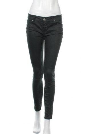 Dámské kalhoty  Material Girl, Velikost M, Barva Zelená, 64% bavlna, 33% polyester, 3% elastan, Cena  424,00Kč