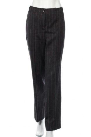 Дамски панталон Michele Boyard, Размер M, Цвят Сив, 50% вълна, 48% полиестер, 2% еластан, Цена 10,36лв.