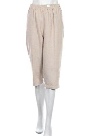 Дамски панталон Millers, Размер XL, Цвят Бежов, 70% полиестер, 30% вискоза, Цена 7,37лв.