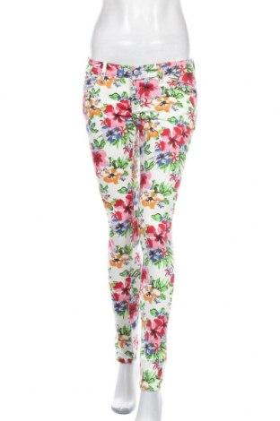 Дамски панталон Miss Shop, Размер M, Цвят Многоцветен, 98% памук, 2% еластан, Цена 25,20лв.