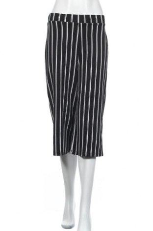 Дамски панталон Miss Valley, Размер S, Цвят Черен, 95% полиестер, 5% еластан, Цена 4,53лв.