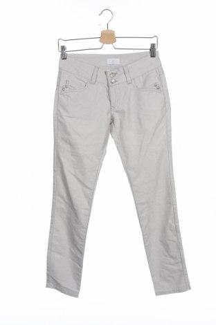 Дамски панталон Motivi, Размер S, Цвят Сив, 70% памук, 30% полиестер, Цена 3,83лв.