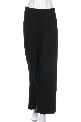 Дамски панталон ONLY, Размер M, Цвят Черен, 65% полиестер, 30% вискоза, 5% еластан, Цена 16,56лв.
