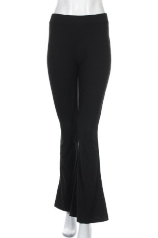 Дамски панталон ONLY, Размер M, Цвят Черен, 65% полиестер, 30% вискоза, 5% еластан, Цена 42,00лв.