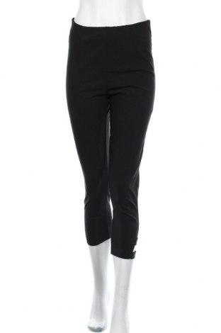 Dámské kalhoty  One More, Velikost M, Barva Černá, 72% viskóza, 24% polyamide, 4% elastan, Cena  576,00Kč