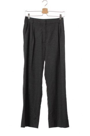 Дамски панталон Orsay, Размер XS, Цвят Сив, Цена 6,56лв.