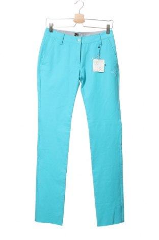 Дамски панталон PUMA, Размер S, Цвят Син, Цена 23,98лв.