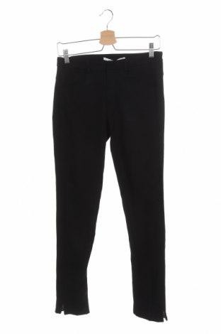 Дамски панталон Part Two, Размер XS, Цвят Черен, 66% вискоза, 29% полиамид, 5% еластан, Цена 6,09лв.