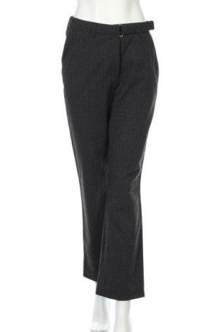 Дамски панталон Pierre Cardin, Размер M, Цвят Сив, 68% полиестер, 29% вискоза, 3% еластан, Цена 11,03лв.