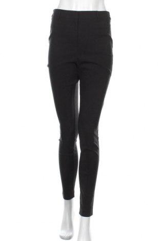 Дамски панталон Portmans, Размер S, Цвят Черен, 72% вискоза, 24% полиамид, 4% еластан, Цена 28,61лв.