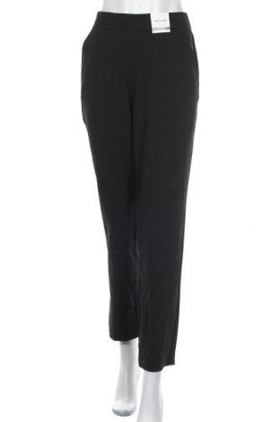 Дамски панталон Preview, Размер M, Цвят Черен, Полиестер, еластан, Цена 9,26лв.