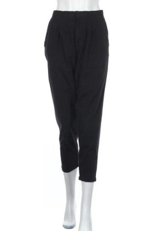 Дамски панталон Rebel, Размер L, Цвят Черен, Памук, Цена 51,75лв.