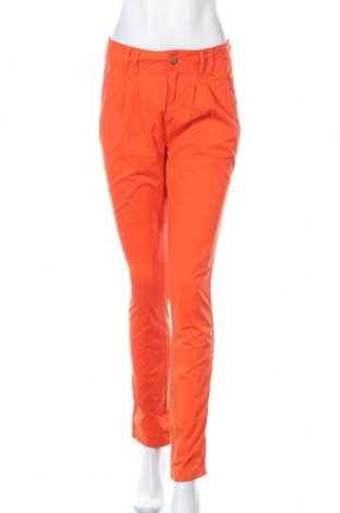Dámské kalhoty  Review, Velikost S, Barva Oranžová, Bavlna, Cena  349,00Kč