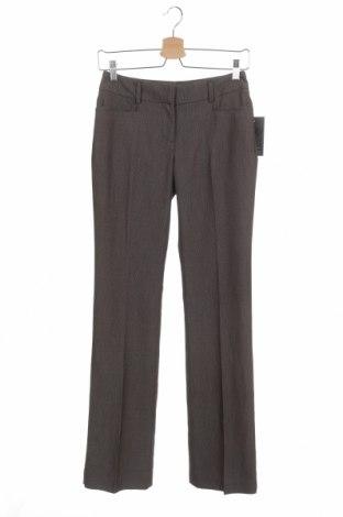 Дамски панталон Rw & Co., Размер XS, Цвят Кафяв, 72% полиестер, 26% вискоза, 2% еластан, Цена 8,40лв.