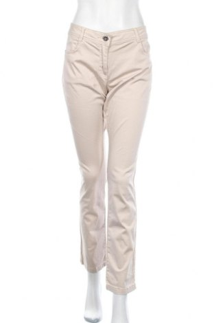 Дамски панталон S.Oliver, Размер XL, Цвят Бежов, Цена 10,92лв.