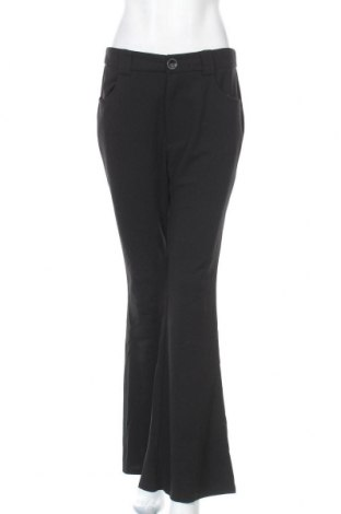 Дамски панталон SHEIN, Размер M, Цвят Черен, 95% полиестер, 5% еластан, Цена 8,57лв.