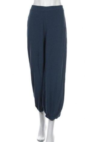 Dámské kalhoty  Sara Lindholm, Velikost L, Barva Modrá, Cena  333,00Kč