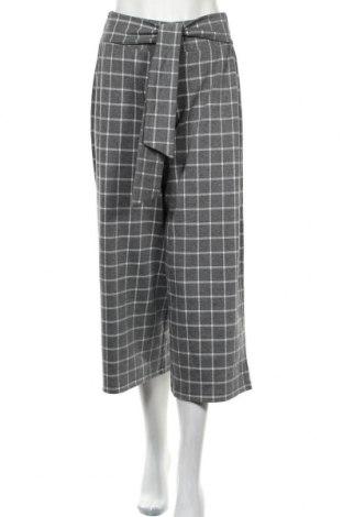 Дамски панталон Seed, Размер S, Цвят Сив, 65% полиестер, 35% памук, Цена 11,03лв.