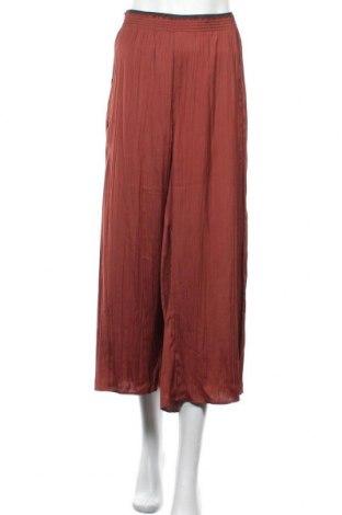 Дамски панталон Simply Vera Vera Wang, Размер XL, Цвят Оранжев, Полиестер, Цена 20,74лв.