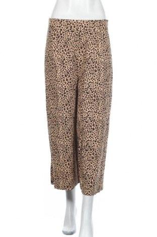 Дамски панталон Sportsgirl, Размер M, Цвят Многоцветен, 55% лен, 45% вискоза, Цена 5,78лв.