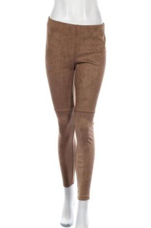 Γυναικείο παντελόνι Suzanne Grae, Μέγεθος S, Χρώμα Καφέ, Πολυεστέρας, ελαστάνη, Τιμή 7,73€