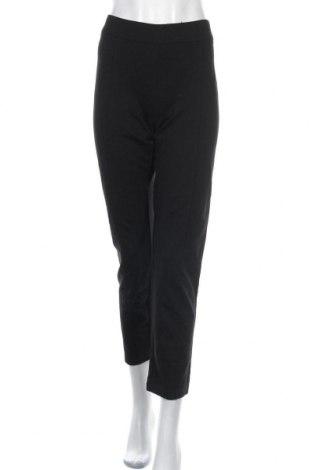 Γυναικείο παντελόνι Suzanne Grae, Μέγεθος M, Χρώμα Μαύρο, 69% βισκόζη, 26% πολυαμίδη, 5% ελαστάνη, Τιμή 5,91€