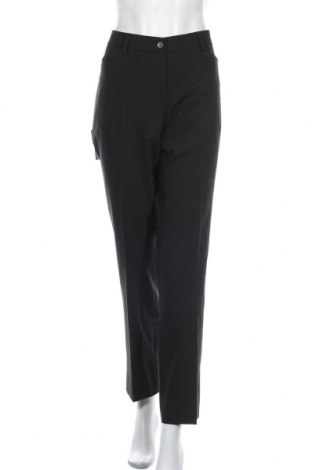 Dámské kalhoty  Tailor, Velikost L, Barva Černá, 53% polyester, 43% vlna, 4% elastan, Cena  681,00Kč