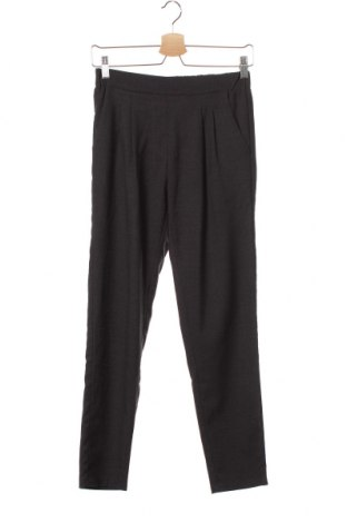 Дамски панталон Tally Weijl, Размер XS, Цвят Сив, 68% полиестер, 30% вискоза, 2% еластан, Цена 8,28лв.