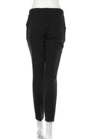 Дамски панталон Tamaris, Размер S, Цвят Черен, 97% полиестер, 3% еластан, Цена 51,75лв.