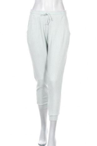 Дамски панталон Topshop, Размер M, Цвят Син, 76% вискоза, 21% полиестер, 3% еластан, Цена 17,20лв.