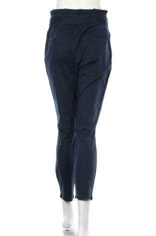 Дамски панталон Vero Moda, Размер S, Цвят Син, 98% памук, 2% еластан, Цена 20,36лв.