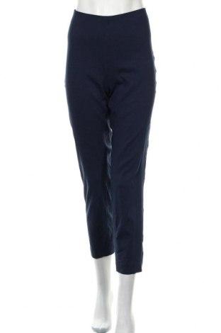 Dámské kalhoty  Women by Tchibo, Velikost XL, Barva Modrá, 77% viskóza, 20% polyamide, 3% elastan, Cena  349,00Kč
