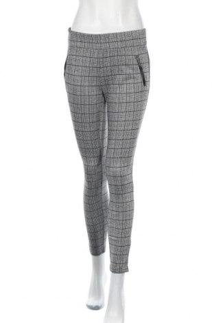 Дамски панталон Yessica, Размер M, Цвят Сив, 75% полиестер, 23% вискоза, 2% еластан, Цена 7,25лв.