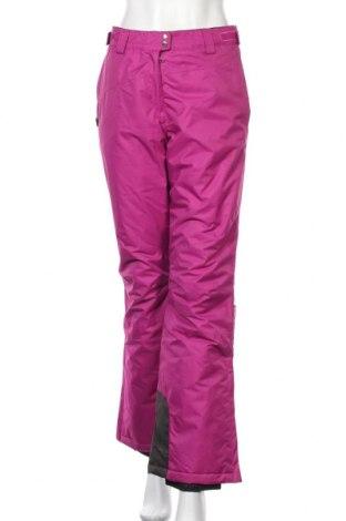 Дамски панталон за зимни спортове Active By Tchibo, Размер M, Цвят Розов, 100% полиестер, Цена 11,88лв.