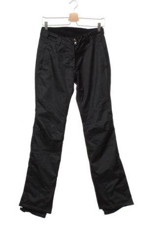Дамски панталон за зимни спортове Active By Tchibo, Размер XS, Цвят Черен, Полиестер, Цена 12,16лв.