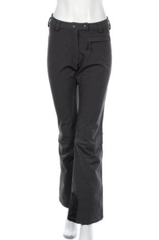 Дамски панталон за зимни спортове Crane, Размер M, Цвят Сив, 93% полиестер, 7% еластан, Цена 20,79лв.