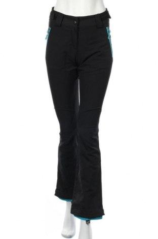 Дамски панталон за зимни спортове Crane, Размер S, Цвят Черен, 95% полиестер, 5% еластан, Цена 19,95лв.