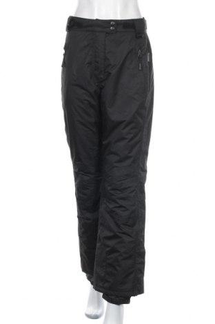 Дамски панталон за зимни спортове Crivit, Размер M, Цвят Черен, Полиестер, Цена 13,44лв.