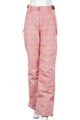 Дамски панталон за зимни спортове Protest, Размер L, Цвят Розов, Полиестер, Цена 20,95лв.
