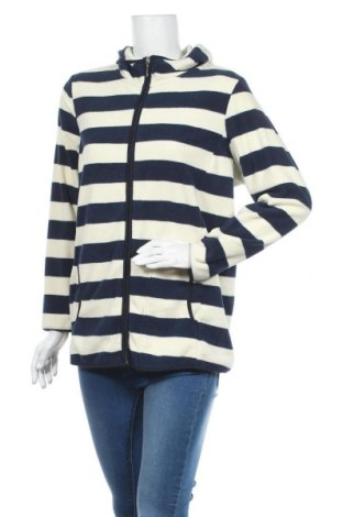 Sweatshirt polar de damă Paola, Mărime L, Culoare Albastru, Poliester, Preț 86,21 Lei
