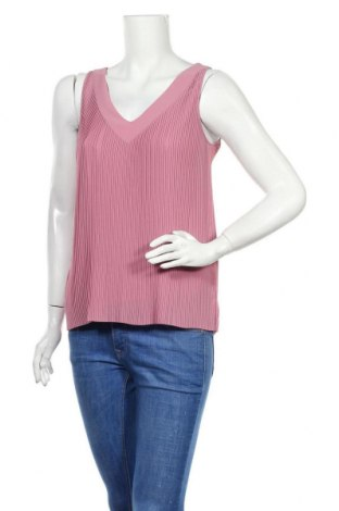 Дамски потник Massimo Dutti, Размер S, Цвят Розов, Полиестер, Цена 35,55лв.