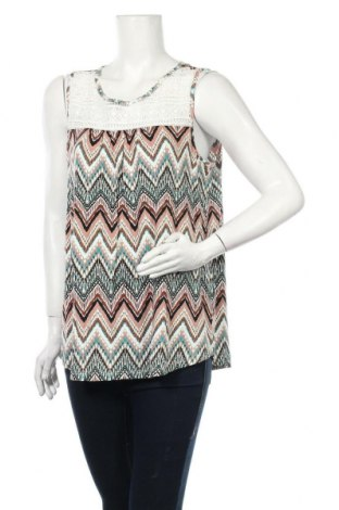 Γυναικείο αμάνικο μπλουζάκι Suzanne Grae, Μέγεθος L, Χρώμα Πολύχρωμο, 97% βισκόζη, 3% ελαστάνη, Τιμή 5,23€