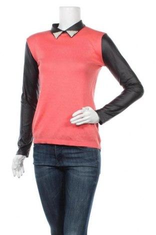 Dámský svetr, Velikost M, Barva Růžová, 50% bavlna, 50%acryl, Cena  387,00Kč