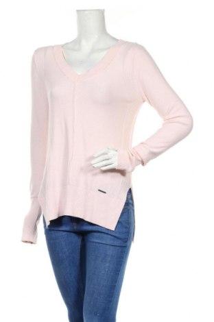 Dámský svetr Abercrombie & Fitch, Velikost S, Barva Růžová, 60% bavlna, 20% polyamide, 20% viskóza, Cena  431,00Kč