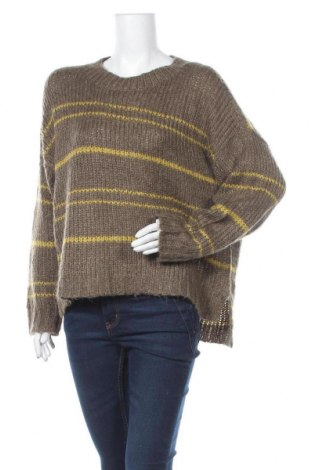 Дамски пуловер Aerie, Размер M, Цвят Зелен, Цена 11,91лв.