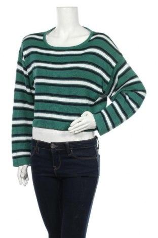 Дамски пуловер Ardene, Размер L, Цвят Многоцветен, 60% памук, 40% акрил, Цена 9,61лв.