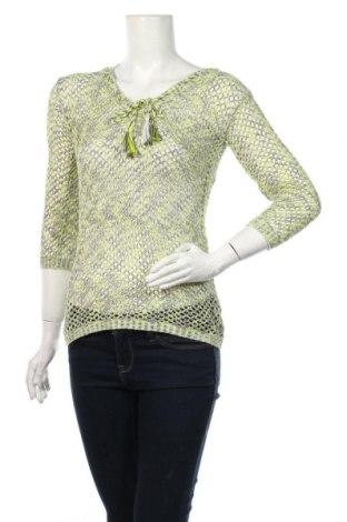 Дамски пуловер Colours Of The World, Размер XS, Цвят Зелен, Цена 5,78лв.
