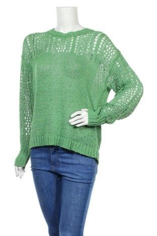 Pulover de femei Cream, Mărime M, Culoare Verde, Preț 183,42 Lei